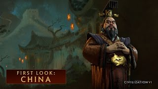 Sid Meier's Civilization VI - Kína