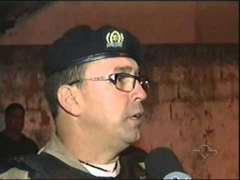 Cinco pessoas são detidas e muita droga apreendida em biqueira no Luizote