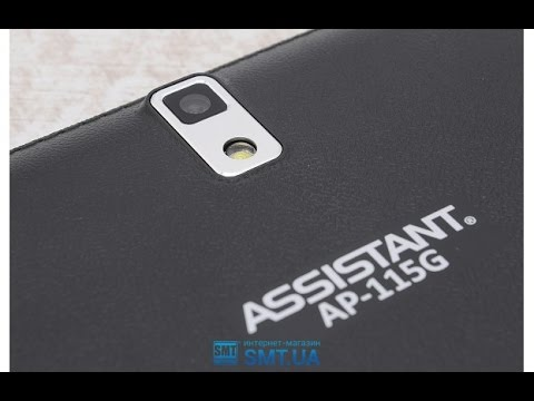 Замена тачскрина на планшете Assistant ap-115g