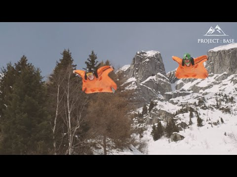 Another Day In The Office 2 - Wingsuit BASE