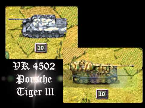 [Panzer Corps] DMP Unit Mod by Puma