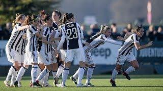 HIGHLIGHTS: Juventus Women vs Chievo