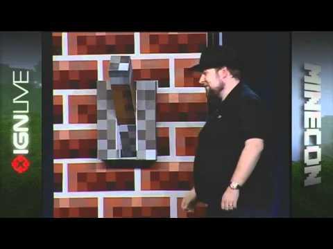 CraftShow: Релиз Minecraft и Minecon