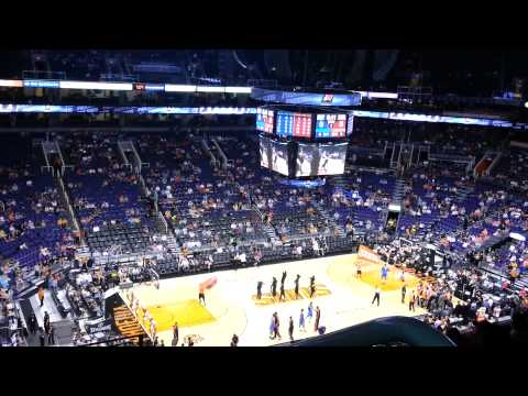 Phoenix Suns vs Oklahoma City Thunder