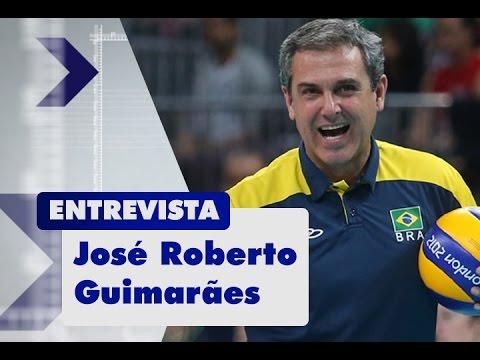 Entrevista com  José Roberto Guimarães