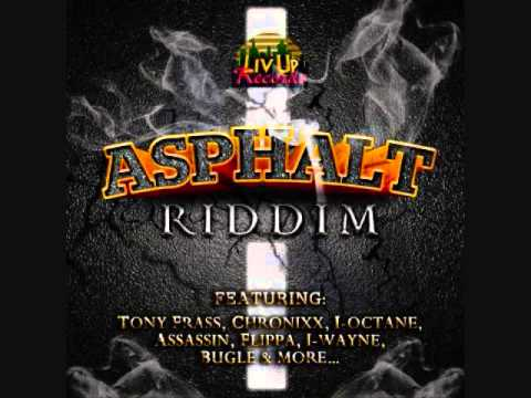 I Wayne and Keke I - Crush fi That / Asphalt Riddim Liv Up Records Mar 2013