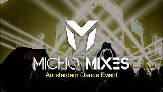 Amsterdam Dance Event 2018 Warm Up Mix