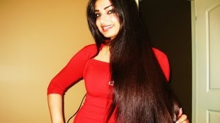 RED OIL My Secret To Long, Healthy And Thick Hair FAST
