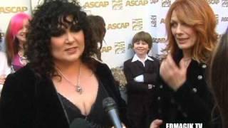 Ann & Nancy Wilson Of Heart Interview At ASCAP Pop Music