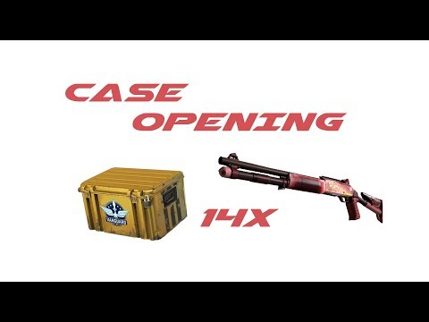 CS:GO PANORAMA CASE OPENING   14x Operation Vanguard Kiste mit GIVEAWAY