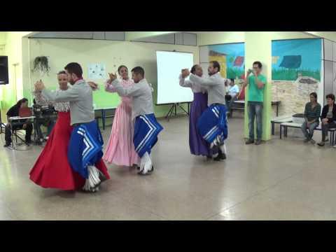 Chote de Quatro Passi (Dança Tradicionalista - Grupo Querência N'Ativa)
