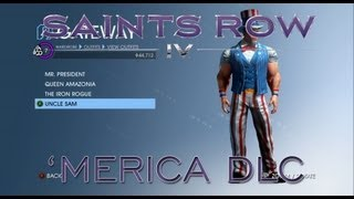 Saints Row IV - 'Merica DLC (Commander-in-Cheif Pack)