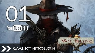 The Incredible Adventures Of Van Helsing Walkthrough