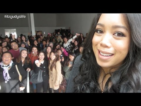 EYESHADOW PALETTE LAUNCH PARTY!!! - Dancember 07, 2013 - itsJudysLife Vlog