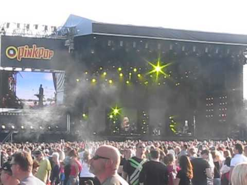 The Script (live) - For the first time Pinkpop Landgraaf NL 14-06-2013
