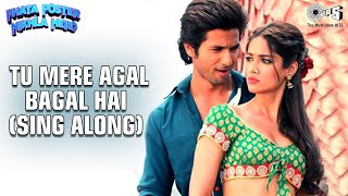 Tu Mere Agal Bagal Hai Lyrics Video - Phata Poster Nikhla Hero