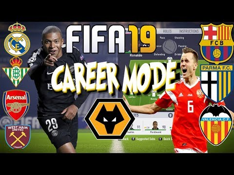 FIFA 19 CAREER MODE VOTE NOW!!!