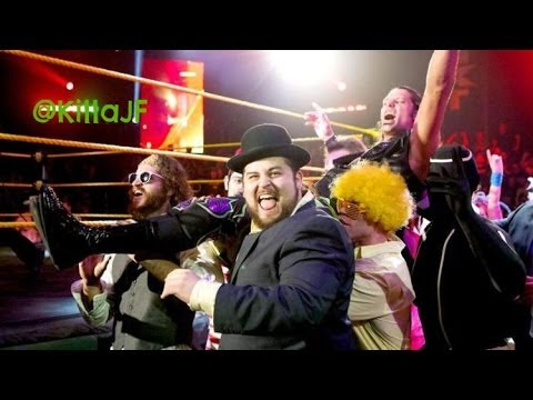 WWE NXT Results 3/20/14, Adam Rose Undefeated, Sheamus Returns vs Aiden English