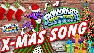 A Swap Force Christmas Song (Skylanders Raps) W/ Give Away