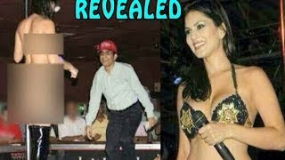 Leaked: Sunny Leone's Strip Tease Photos Out In The Public