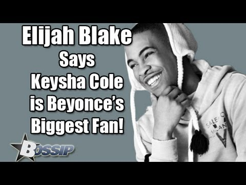 Songwriter Elijah Blake Says Keyshia Cole Is Really One Of Beyoncé's Biggest Fans