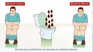 buikgriep diarree stoppen
