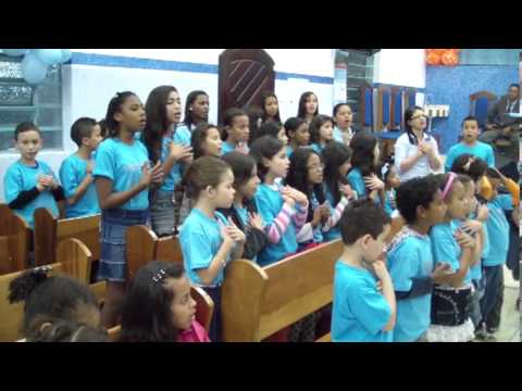 Obedecer - Crianças Diante do Trono