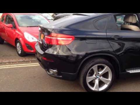 Thame Service Station Car Sales 2008 08 BMW X6 for sale