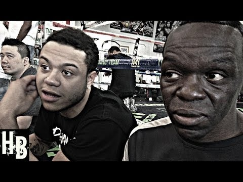 Talking Amir Khan vs. Luis Collazo with Jeff Mayweather and Kevi Newman