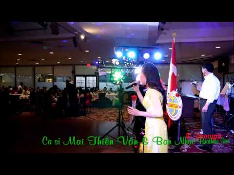 FVA BC da tiec gay quy Tet - Mai Thien Van - phan 3 - video by huong N. Van BC Canada