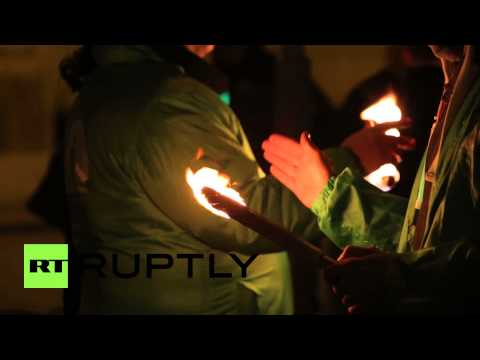 Hungary: Hundreds demonstrate against Russian nuclear deal