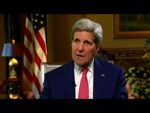 Kerry in Kurdistan presses for unity to solve Iraq crisis