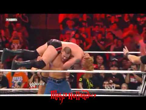 WWE Freestyle - Swedish House Mafia - One