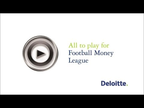 Deloitte Football Money League 2014 - All to play for