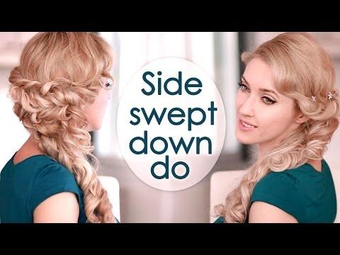 Valentines day hairstyle - Valentin-nap frizura