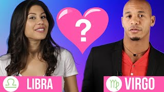 People Go On Blind Dates Based On Their Horoscope