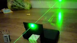 Laser De 200mW Verde, 532nm Modelo SD303 Solo En Tienda8
