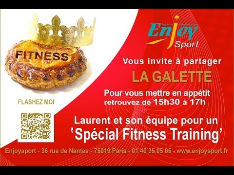 SPECIAL FITNESS TRAINING - GALETTE DES ROIS