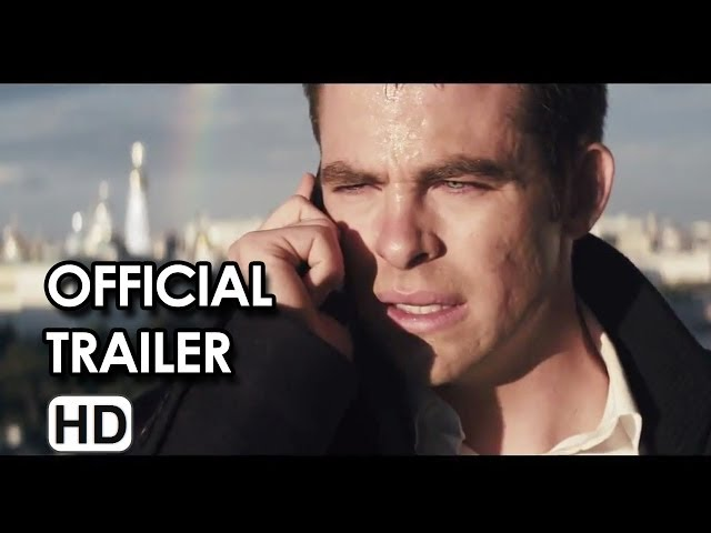 Jack Ryan: Shadow Recruit Global Trailer (2013)
