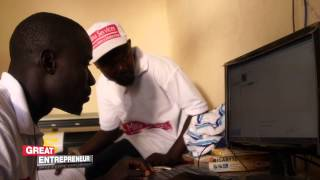 Great Entrepreneur | Mina Service - El Hadj Moussa DEME