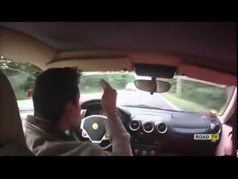 Тест драйв Ferrari F430