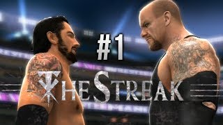 "WWE 2K14 Defeat The Streak ""Wade Barrett"" (OMG ENDING"