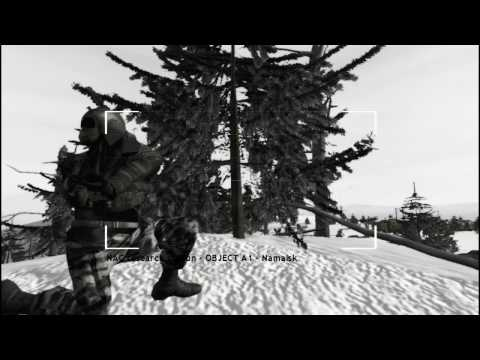 Nightstalkers: campaign Namalsk Crisis trailer