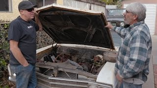Update on the Barn-Find Buick! - Roadkill Extra Free Episode. MotorTrend.