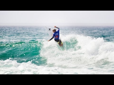 Daily Highlights - King of the Groms - Round 3