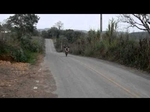 Fernandinho titan 150 Vs Gustavo Biz 100 ARTE PROIBIDA