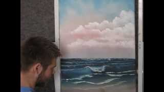 Paint With Kevin Hill Soft Seascape