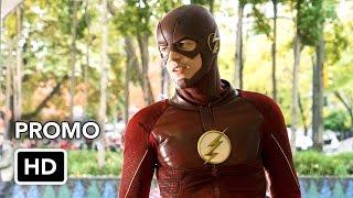 """The Flash 3x09 Promo """"The Present"""" (HD) Season 3 Episode 9 Promo Mid-Season Finale"""