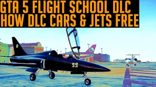 GTA 5 How To Get New DLC Cars And Jets For Free To Test