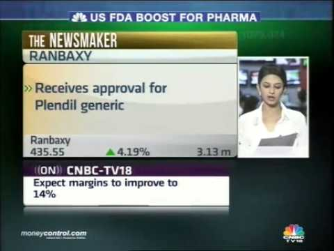 US FDA approvals to help boost Cipla, Ranbaxy